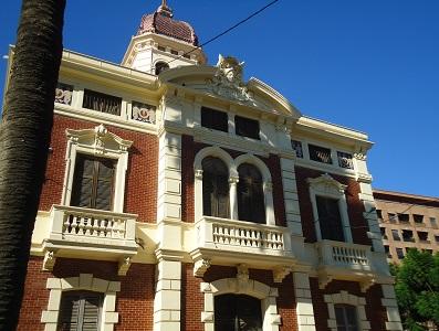 Valencia guia for Jardin de ayora